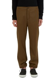 Acne Studios Pace Drawstring Cuffed Pants Brown