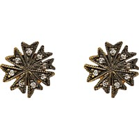 Cathy Waterman Women's Coral Flower Stud Earrings No Color