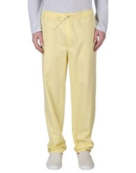 Ballantyne Trousers Casual Trousers Men Yellow