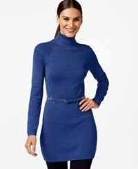 Inc International Concepts Chain Belt Turtleneck Tunic Only At Macy's