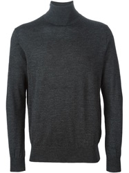 Polo Ralph Lauren Turtle Neck Sweater Grey