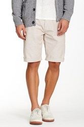 Union Pipeline Yd Chino Short Brown