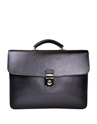 Royce Luxury Double Gusset Briefcase0500043308881 Black