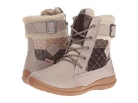 Kamik Barton Taupe Women's Lace Up Boots