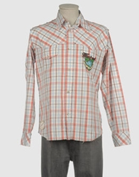 Westport Long Sleeve Shirts Coral