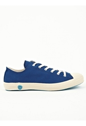 Shoes Like Pottery Mens Indigo Low Top Sneakers