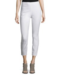Rag And Bone Rag And Bone Simone Cropped Skinny Pants White Size 12