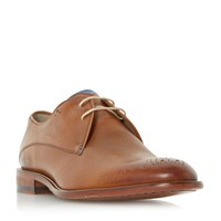 Oliver Sweeney Darley Lace Up Casual Brogues Tan