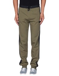 Karl By Karl Lagerfeld Trousers Casual Trousers Men Military Green