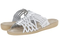 Softspots Tai White Women's Slide Shoes