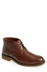 Johnston And Murphy 'Copeland' Suede Chukka Boot Online Only Mahogany