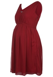 Noppies Belem Cocktail Dress Party Dress Warm Red