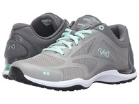 Ryka Grafik 2 Iron Grey Frost Grey Yucca Mint Women's Shoes Gray