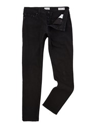 Only And Sons Weft Regular Fit Jeans Black