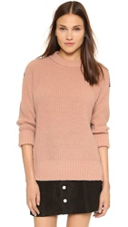 Essentiel Kwaku Sweater Canyon Rose