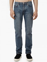 A.P.C. Indigo New Standard Stretch Jeans