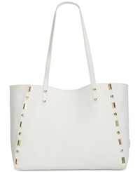 Inc International Concepts Carma Tote Only At Macy's White