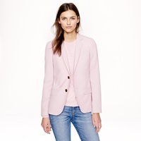 J.Crew Collection Women's Ludlow Blazer In Lightweight Italian Wool