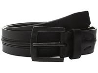 Pistil Harrison Belt Black Men's Belts