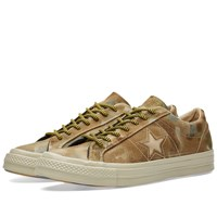 Converse One Star '74 'Camo' White