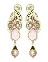Dori Csengeri Jewellery Earrings Women Ivory