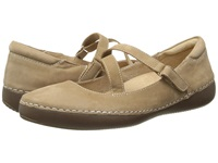Vionic With Orthaheel Technology Judith Flat Mary Jane Oat Women's Maryjane Shoes Beige