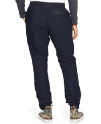 Denim And Supply Ralph Lauren Jersey Lined Track Jogger Black