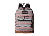 Jansport Right Pack Expressions Viking Red Folk Brocade Backpack Bags Multi