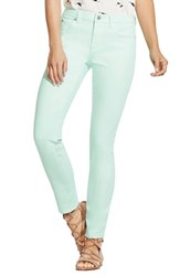Women's Two By Vince Camuto Colored Stretch Skinny Jeans Seaspray