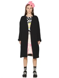 Essentiel Techno Crepe Coat