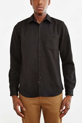 Native Youth Jacquard Button Down Shirt Grey