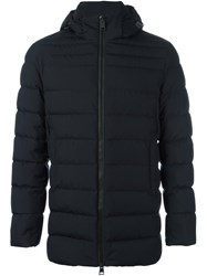 Herno Zip Up Jacket Black