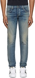 Rag And Bone Blue Standard Issue Fit 1 Jeans