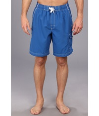 Speedo Marina Volley Swim Trunk Classic Blue Men's Swimwear