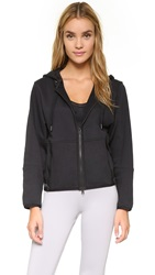 Adidas By Stella Mccartney Essential Hooded Sweatshirt Black