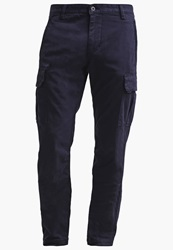 Dockers Alpha On The Go Cargo Trousers Pembroke Dark Blue
