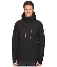 686 Glcr Ether Thermagraph Down Jacket Black Men's Coat