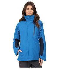Burton Ak 2L Altitude Jacket Athens Eclipse Women's Jacket Blue