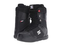 Dc Phase Boot Black Red Men's Cold Weather Boots