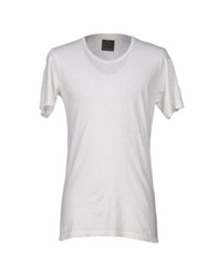 Master Coat T Shirts White