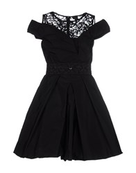 Eureka Dresses Short Dresses Women Black