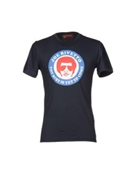 Joe Rivetto T Shirts Dark Blue