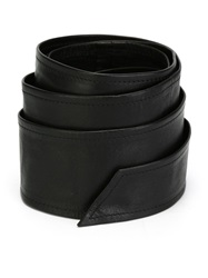 Iro 'Eleanor' Belt Black