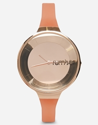 Rumba Time Orchard Mirror Peach Gold