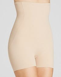 Tc Fine Shapewear Tc Fine Intimates Boy Shorts Hi Waist 4136 Nude