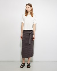Lauren Manoogian Rib Skirt Oscruo