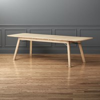 Cb2 Revel Extension Dining Table