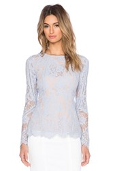 Style Stalker Visions Top Blue