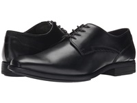 Hush Puppies Kane Maddow Black Leather Men's Lace Up Cap Toe Shoes