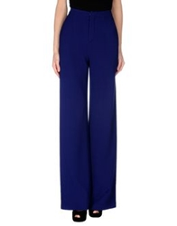 Ports 1961 Casual Pants Bright Blue